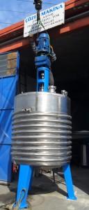 paslanmaz reaktör